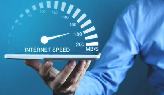 Faster Internet Speed to Offer Online Viewing of New Movie Releases