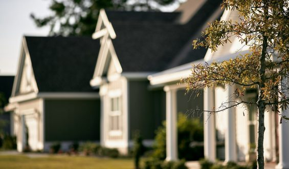 What are the benefits of the real estate domain?