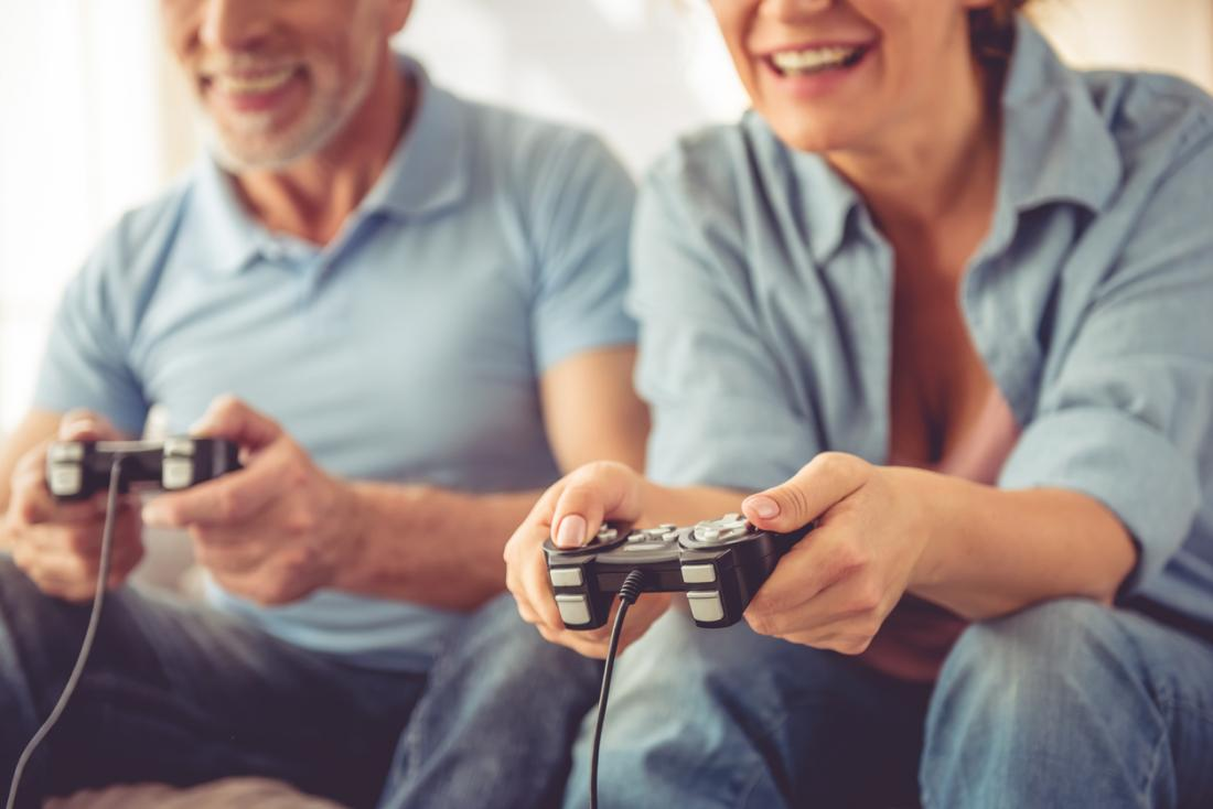 Why adults are choosing online gaming for entertainment purposes?