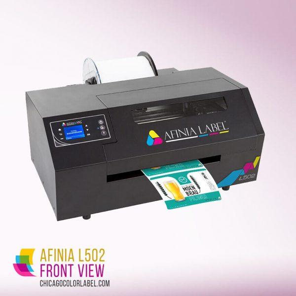 Afinia L502 color label printer